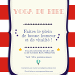 yoga du rire à paris