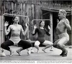 cours de pilates par joseph pilates