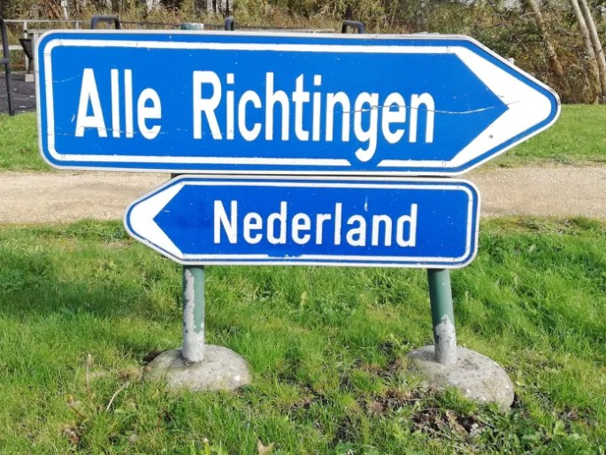 All richtingen Nederland