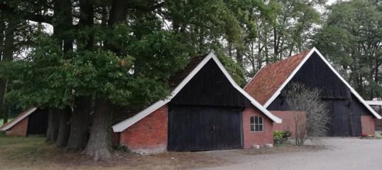 Een door Mondriaan eens geschilderde boerderij
