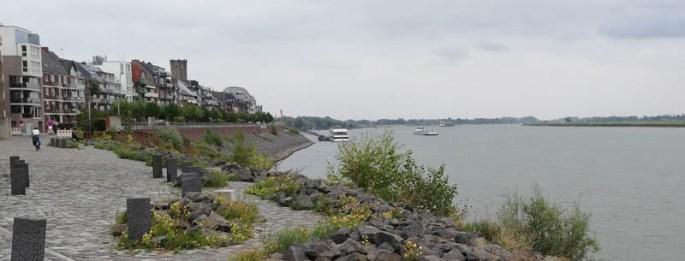 De Rijnboulevard van Emmerich
