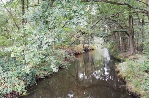 De rivier de Schwalm