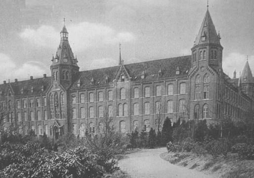 Het oude College St. Ludwig