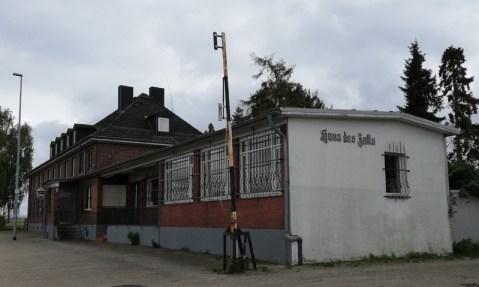Zollmuseum Friedrichs in het voormalig douanekantoor