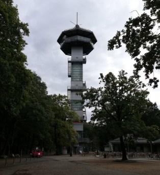 De Boudewijntoren op het Drielandenpunt