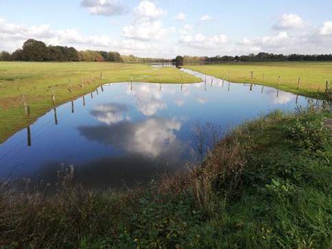 Waterplas bij Beleven