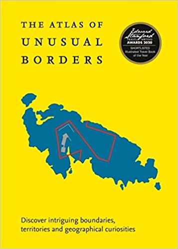 Cover van The Atlas of Unusual Borders