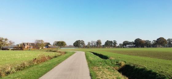 Boerenland bij Ulicoten