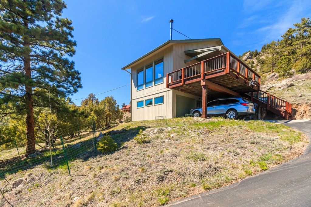 Glen Haven, CO Home For Sale
