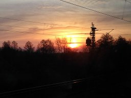 Bahnromantik #2