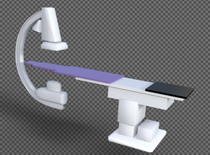 Top level project lifecycle for new x-ray machine model