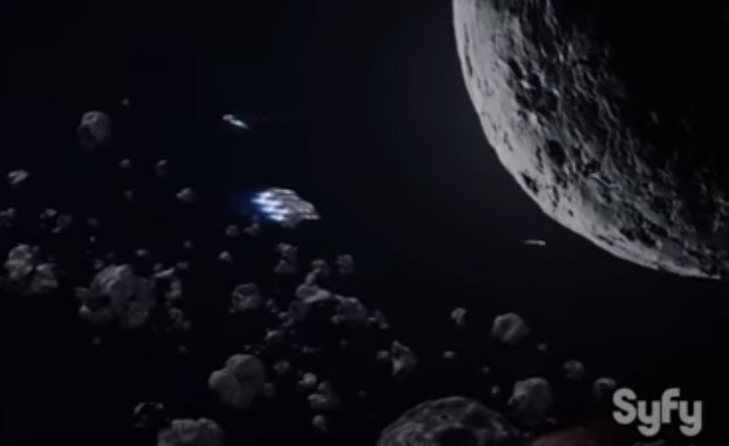 """Cinematography of spacecraft in """"The Expanse"""""""