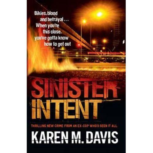 "Book Review - ""Sinister Intent"" by Karen M Davis"