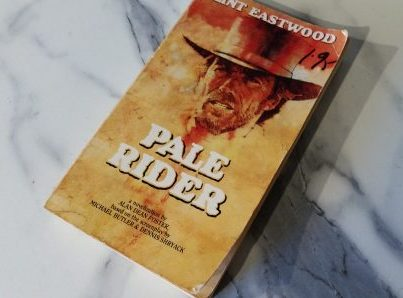 "Review: ""Pale Rider"" a novelisation of the film"