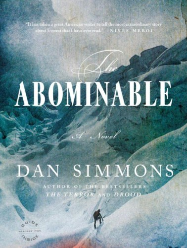 """Book review: """"The Abominable"""" by Dan Simmons"""