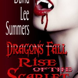 Review: Dragon's Fall Rise of the Scarlet Order (Book 2 Scarlet Order) @davidleesummers
