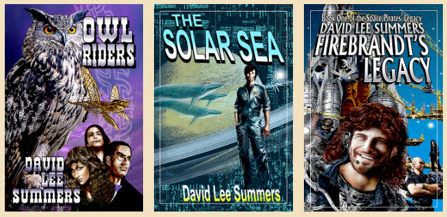 Author David Lee Summers interviewed by TG Geeks