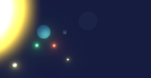 My first personal project in Unity  #Unity3D