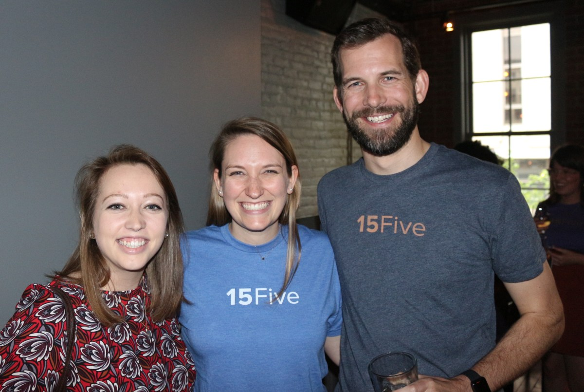 Meet... Brad McGinity, 15Five Chief Revenue Officer