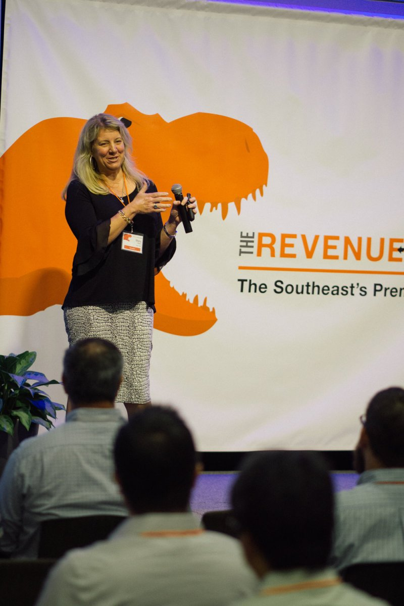 The T-REX Summit Helps Ensure Sales Skills Won't Go Extinct