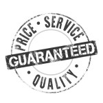 GUARANTEED Price Service & Quality, ORDER Today!