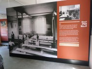 Stunning new displays telling the story of what people ate in the workhouse.
