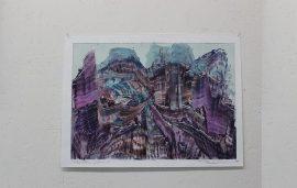 cityscape by paul crimi