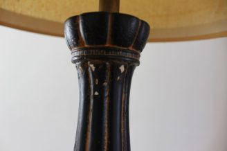 close up lamp by fortune
