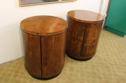 round end tables (4)