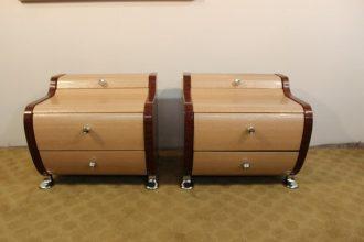 pair of modern nightstands (1)