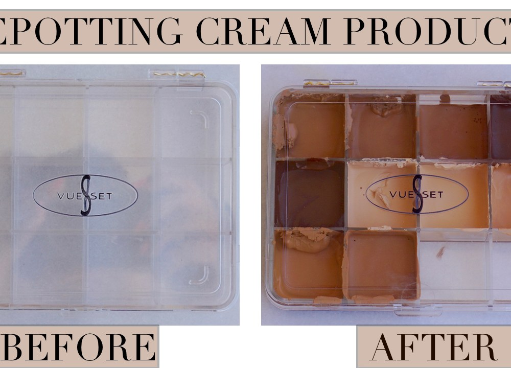 Depotting cream products + video demo!