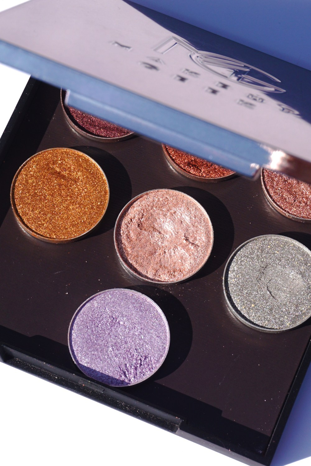 Makeup Geek Foiled Shadows!