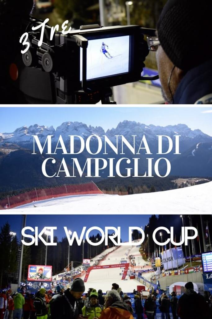 Campiglio is one of the best destinations in Italy to go skiing, especially more so if you visit while the Ski World Cup is on! There is a great atmosphere, check out the post for more info!