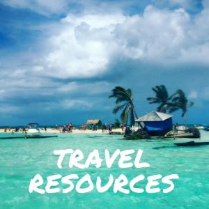 Travel resources cover pic