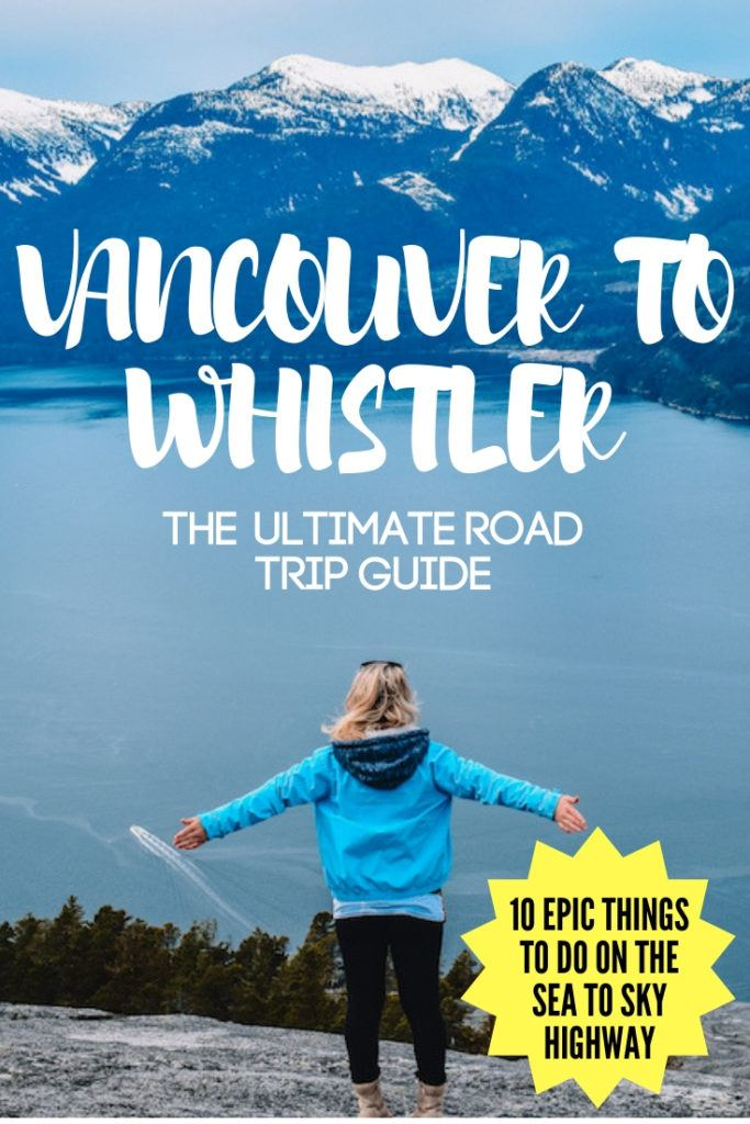 We went on an epic road trip to Whistler, breaking up the drive with stops at waterfalls and hikes. Check this out for beautiful shots of Shannon and Brandywine Falls, and for the hike up to the First Peak of Stawamus Chief.