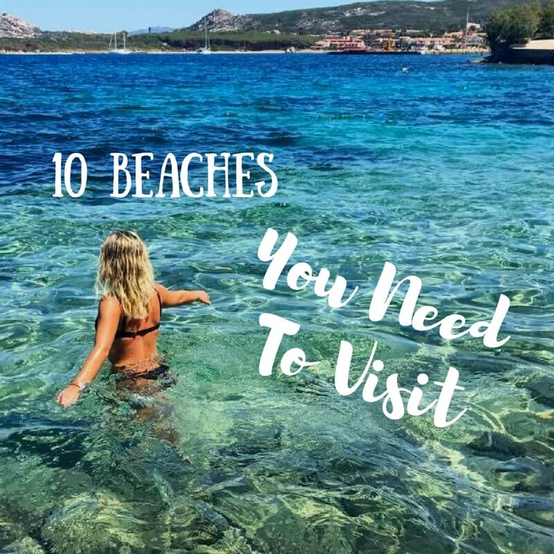 10 Beach Destinations You Need To Visit This Summer