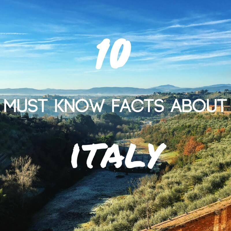 10 Things Italians Want You To Know Before You Visit Italy This Summer