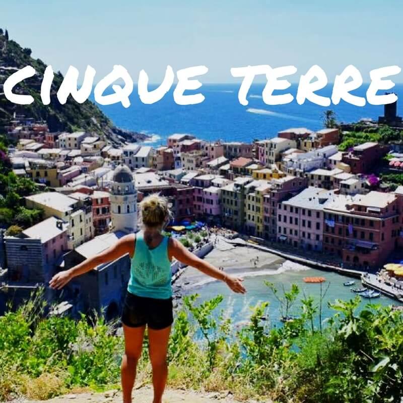 Cinque Terre In A Day: Hiking The Sentiero Azzurro