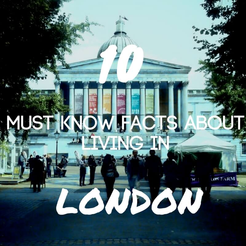 10 Things Nobody Told Me About Being A Student & Living In London