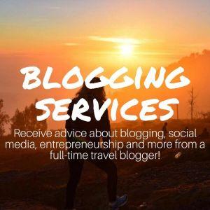 Blogging & Social Media Services