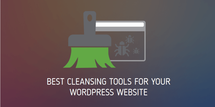 7 Best Cleaning Tools for your WordPress Website - GretaThemes
