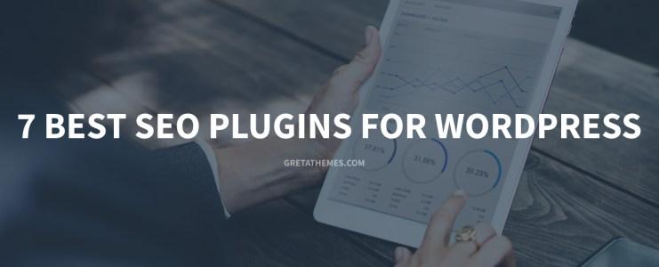 7 best SEO Plugins for WordPress