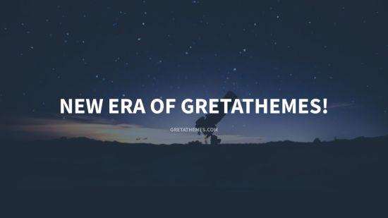 GretaThemes premium wordpress theme new look