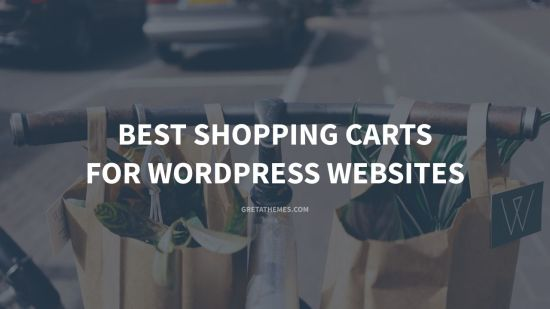 Best Shopping Carts For WordPress Websites