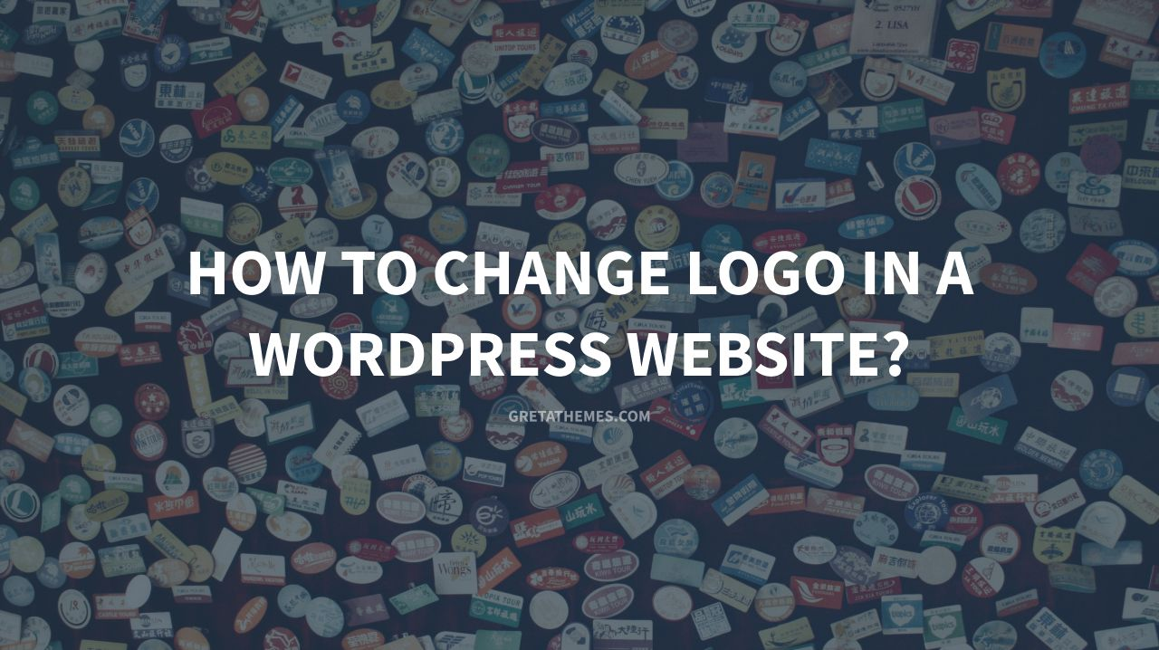 How to Change Logo in a WordPress Website?