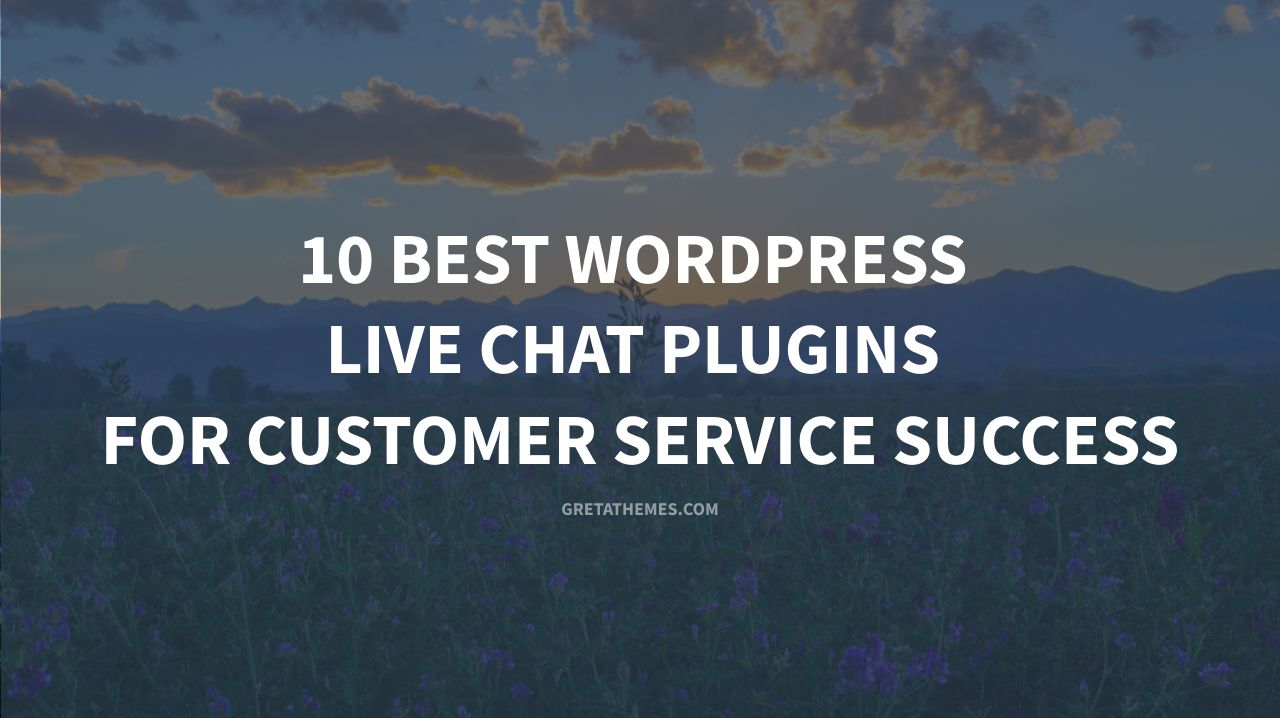 best wordpress live chat plugin for customer service success