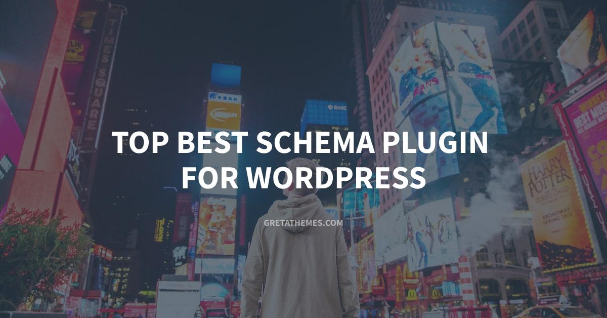 Top Schema plugin for WordPress