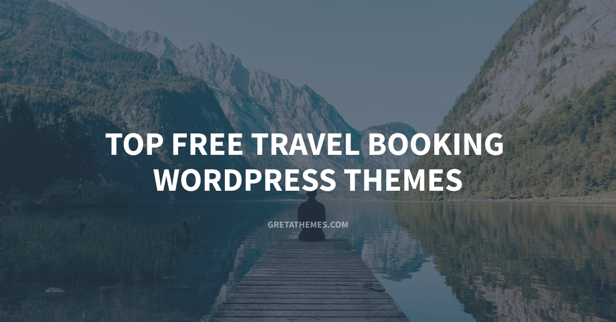 Top Free Travel Booking WordPress Themes