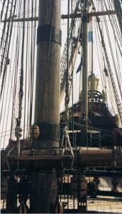 Batavia rigging