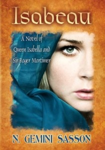 Picture of cover of Isabeau